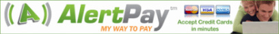 Earn money with AlertPay